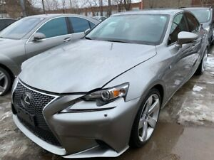 2014 Lexus IS350 F-Sport Executive just for sale at Pic N Save!