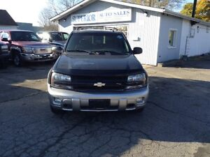 2004 Chevrolet TrailBlazer LT Fully Certified and Etested!