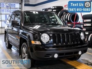2015 Jeep Patriot 4WD High Altitude Edition Leather Sunroof