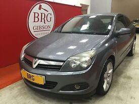 Vauxhall Astra SRI+ MANUAL (grey) 2005