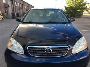 2006 Toyota Corolla CE- WOW 105700 CERTIFIED- Groupe Electrique