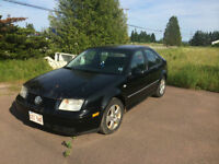 2005 Volkswagen Jetta Sedan.170,000km. BEST OFFER !!!