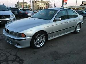 2003 BMW 5 Series 530iA i M PACKAGE, LEATHER, SUNROOF
