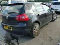 Volkswagen Golf 2.0tdi 2004 For Breaking