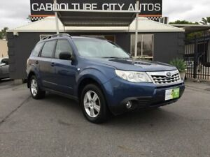 2012 Subaru Forester MY12 X Luxury Edition Blue 4 Speed Auto Elec Sportshift Wagon Morayfield Caboolture Area Preview
