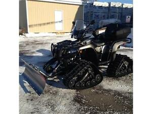 Ultimate M.A.R.S. Store ATV Winter Package