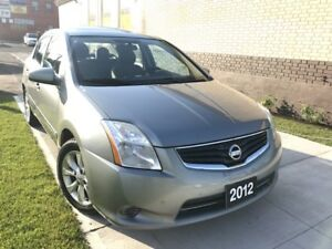 CANADA DAY SPECIAL $500 OFF! 2012 Nissan Sentra Accident Free