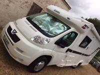 ELDDIS AUTOQUEST 165 4 BERTH MOTORHOME / CAMPER VAN Excellent condition. Engine under warranty.FSH.
