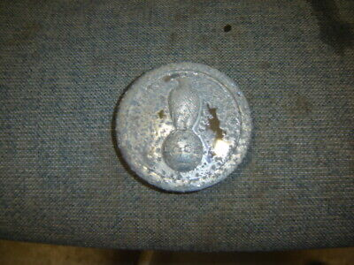 Vintage Case Tractor Steering Wheel Center Button