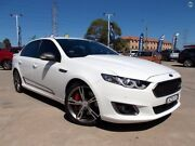 2014 Ford Falcon White Sports Automatic Sedan Greenacre Bankstown Area Preview
