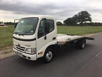 2014/63 Toyota Dyna 3.0D-4D 350 ( 144bhp ) Alloy Recovery Bed