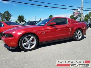Ford Mustang GT 5.0 2011, 415HP, Aucun Hiver, Impeccable-RARE !