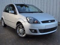 Ford Fiesta 1.4 Ghia, 5 Door, Cheap to Run, Sold with 12 Months MOT, Would Make Perfect 1st Car