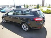 2011 Ford Mondeo MC Zetec Tdci Panther Black 6 Speed Sports Automatic Wagon Strathmore Heights Moonee Valley Preview