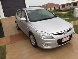 2009 Hyundai i30 Hatchback Darwin CBD Darwin City Preview