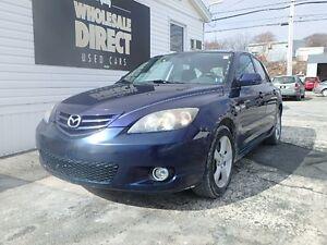 2005 Mazda 3 HATCHBACK FWD 2.3 L