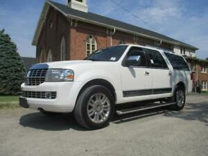 2012 Lincoln Navigator L - SUNRROF+CM+LEATHER+LONG WHEEL BASE