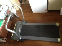 Roger Black Treadmill excelent working order, pulse, calories, like profesional £499 when was new .