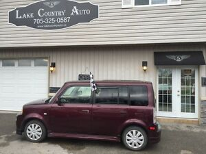 2005 Scion xB-Stick shift, power windows, ac, pioneer stereo!