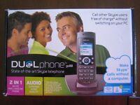 DUALPHONE 3088 SKYPE & LANDLINE PHONE
