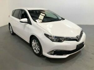 2016 Toyota Corolla ZRE182R MY15 Ascent Sport White 7 Speed CVT Auto Sequential Hatchback Kooringal Wagga Wagga City Preview