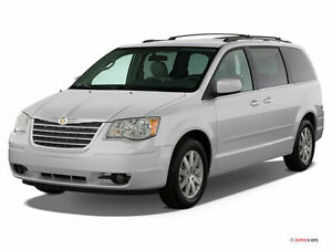 2008 Chrysler Town & Country Touring or Grand Caravan   WANTED