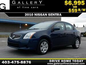 2010 Nissan Sentra 2.0 $59 BI-WEEKLY APPLY NOW DRIVE NOW