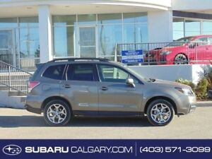 2018 Subaru Forester Limited | INTEGRATED TURN SIGNAL MIRRORS |