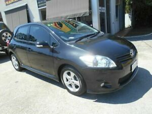 2010 Toyota Corolla ZRE152R MY10 Levin SX Black 6 Speed Manual Hatchback Woodville Charles Sturt Area Preview