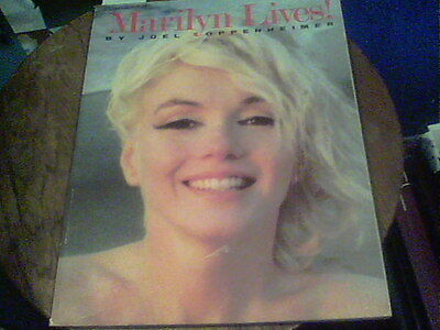 Marilyn Lives By Joel Oppenheimer Edx