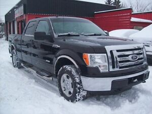 2012 Ford F-150 XLT/4X4/CREW CAB,ECOBOOST/EASY FINANCE