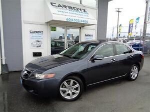 2005 Acura TSX Technology, Nav, Leather, Sunroof