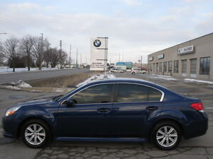 ONE OWNER !!! PRISTINE CONDITION !! 2011 SUBARU LEGACY 2.5i AWD