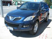 2012 Great Wall X240 K2 4x4 Blue 5 Speed 5 SP MANUAL Wagon Fremantle Fremantle Area Preview