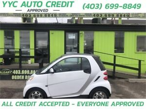 2013 smart fortwo *$99 DOWN EVERYONE APPROVED* Pure