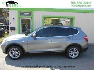 2012 BMW X3 28i AWD| LOADED!!!