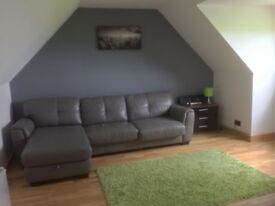 Self contained bedsit in quiet area on Black isle