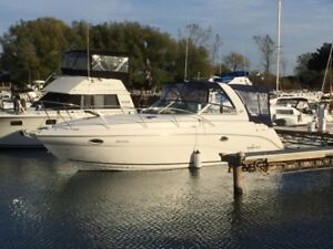 2008 320 EXPRESS CRUISER...LOW HOURS...LOADED $105,000