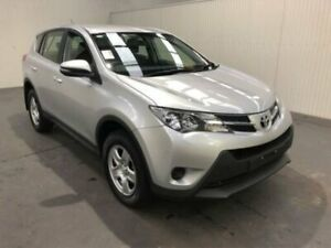 2015 Toyota RAV4 ALA49R GX AWD Silver Sports Automatic Wagon Moonah Glenorchy Area Preview