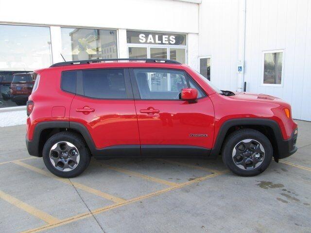 Imagen 1 de Jeep Renegade  red