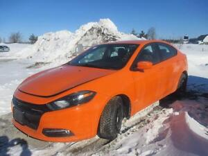 2014 Dodge Dart SXT ***BRANDED SALVAGE***