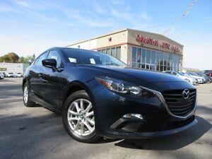 2014 Mazda MAZDA3 GS-SKY, AUTO, A/C, LOADED, 46K!