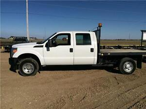 11 Ford F-250 XLT 8' Deck truck Certified We Finance Warranty