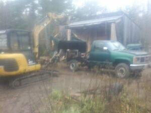4x4 truck1993 GMC/ $2800.00/SOLD