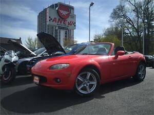 2006 Mazda MX-5 GT CONVERTIBLE MIATA -RUNS GREAT - $1000 OFF