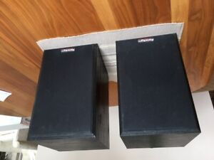 Pair of Paradigm Book Shelf Speakers