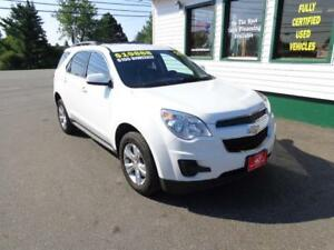 2015 Chevrolet Equinox LT AWD for only $155 bi-weekly all in!