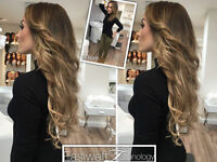 ❤❤TEASIWEFT™ TECHNIQUE-No Damage Natural Healthy Hair Extensions