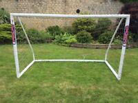 Samba Match Football Goal - 2.5m x 1.5m. Cost £90 new