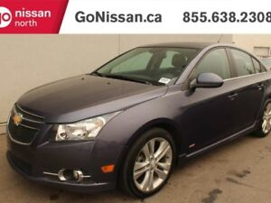 2014 Chevrolet Cruze 2LT, RS APPEARANCE, SUNROOF, LEATHER, HEATE